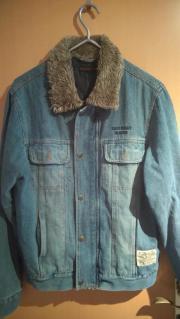 Winter Jeans Jacke