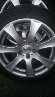 Winterräder BMW 5er