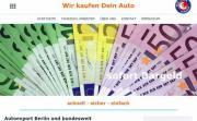 WirKaufenAuto.Berlin Autoexport