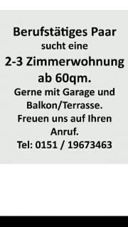 Wohnung gesucht Eggolsheim &