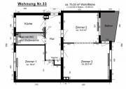 Wohnung mit 3 (