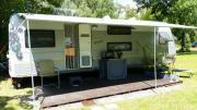 Wohnwagen Dethleffs Camper