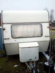 Wohnwagen Jet Oldi