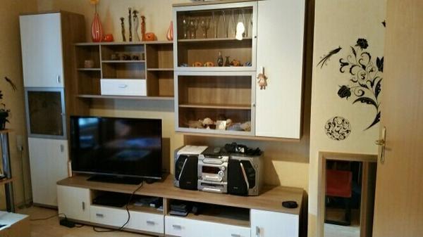 anbauwand wohnwand kaufen gebraucht und g nstig. Black Bedroom Furniture Sets. Home Design Ideas