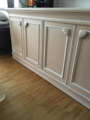 Wohnzimmer Möbel white