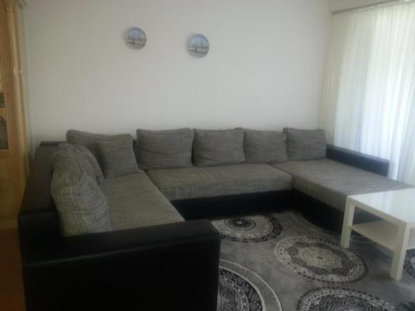 wohnzimmercouch neu und gebraucht kaufen bei. Black Bedroom Furniture Sets. Home Design Ideas