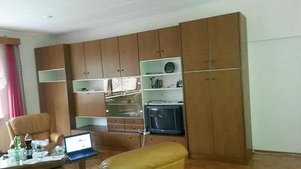 wohnzimmerschrank zu verschenken. Black Bedroom Furniture Sets. Home Design Ideas