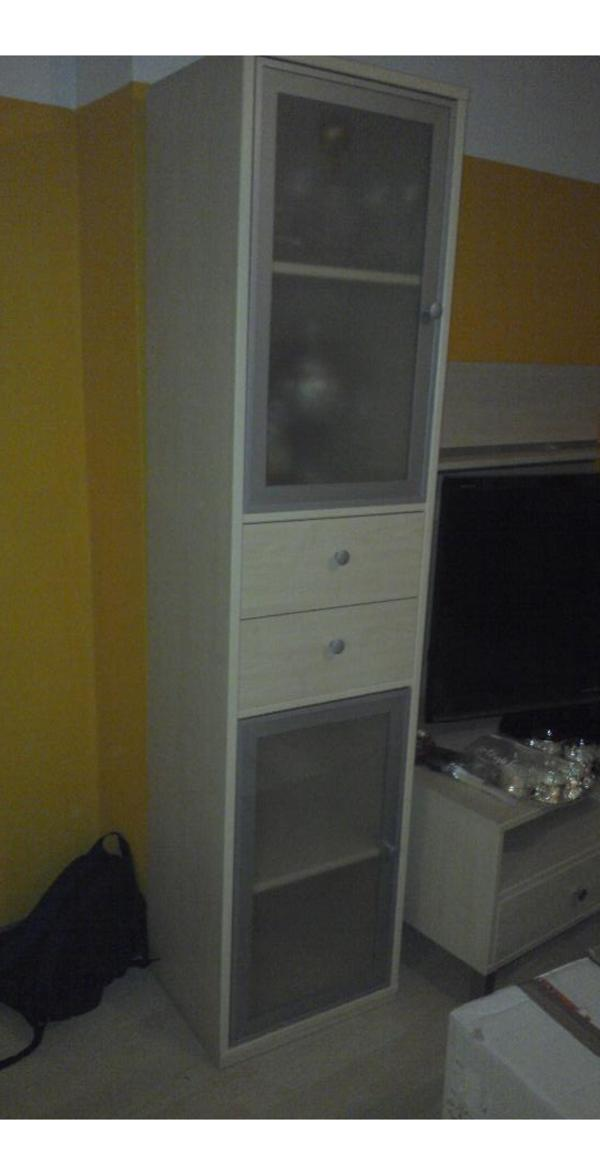 Schr nke vitrinen m bel wohnen erlangen gebraucht for Wohnzimmerschrank ahorn