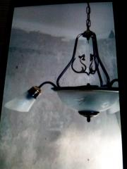 Wunderschöne Lampe !!! retten
