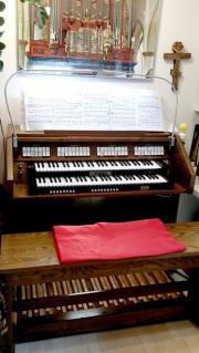 Wunderschöne Sakral Orgel (