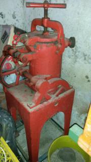 Wurstfüllmaschine 15 Liter