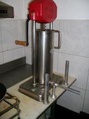 Wurstfüllmaschine für Gastro