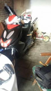 Yamaha Aerox 70ccm