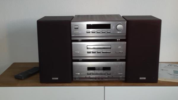 yamaha cc 50 edel mini komponenten anlage stereoanlage. Black Bedroom Furniture Sets. Home Design Ideas