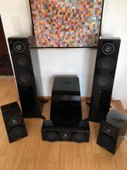 Yamaha Lautsprecher Surround