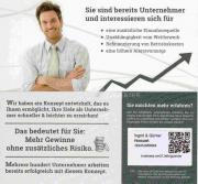 Zusatzeinkommen für Geschäftsleute