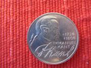 1 Silbermünze Immanuel Kant 1974