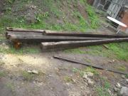 1 x Holzbalken Balken