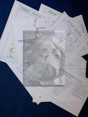 10 x Schulungsblätter f Oszillogramm