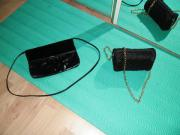 2x ABEND PARTY Schwarz Tasche