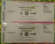2x Robbie Williams -