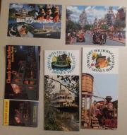 3 Postkartensets und
