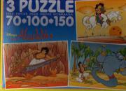 3 Puzzle 70 100 150