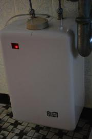 3 Stück Warmwasserspeicher Untertischboiler 5