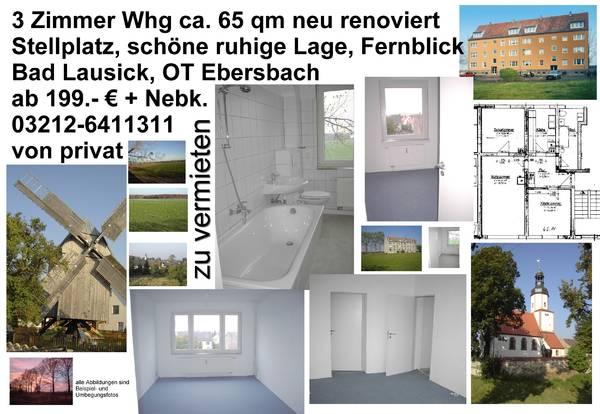 3 Zimmer Küche Bad Stellplatz