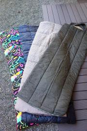 4 Schlafsäcke  verschiedene