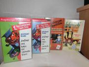 4 VHS Kassetten Kinder Sammler