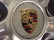 4x Porsche Nabendeckel Nabenkappen Felgenkappen