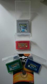 4xPokemon für Gameboy