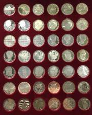 5 Mark Gedenkmünzen