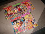6 mangas daisuki banzai