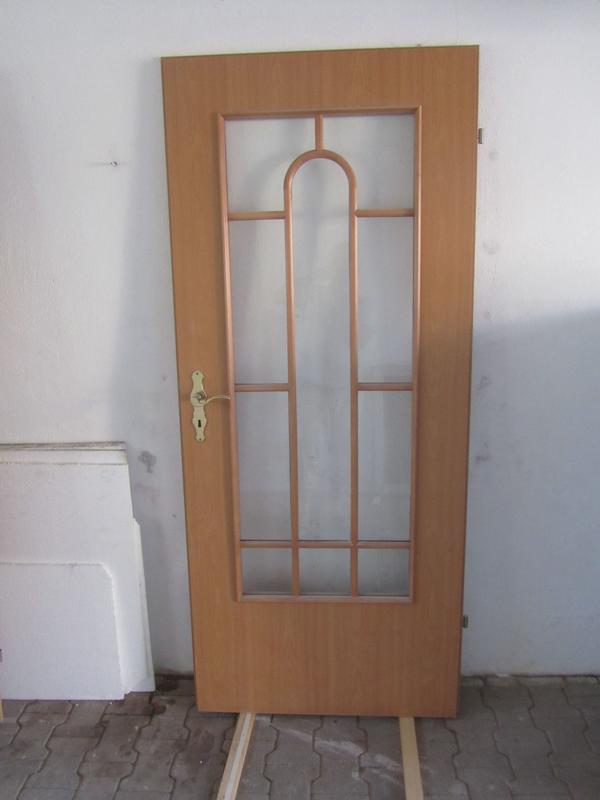 6 x Türen in Buche funiert zu verkaufen. Normgrössen, tw. mit ...