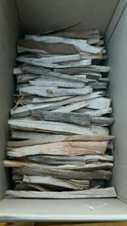 6kg Anmachholz/ Spaltstreifen/