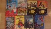 8 Bücher ab