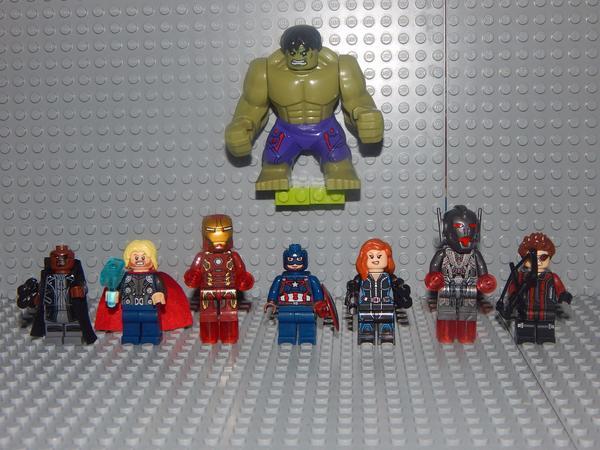 8 Minifiguren Marvel Super Heroes Hulk, NEU - Düsseldorf Benrath - Biete hier 8 Marvel Super Heroes Minifiguren an,aus Custom Teilen und zubehör.Neu und Unbespielt,RÜCKGABERECHT BEI NICHTGEFALLEN,OHNE WENN UND ABER,einfach eine Nachricht schreiben.Versand per Postbrief für 2,99 Euro unversichert, - Düsseldorf Benrath