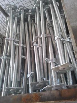 Sonstiges Material für den Hausbau - 81 m² gebrauchtes Gerüst Layher