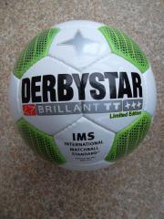 Achtung Club-Fans Fussball Derbystar Brillant