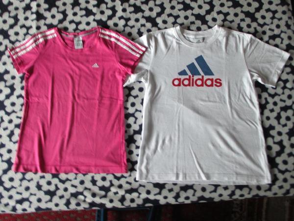 Adidas-T-Shirt pink