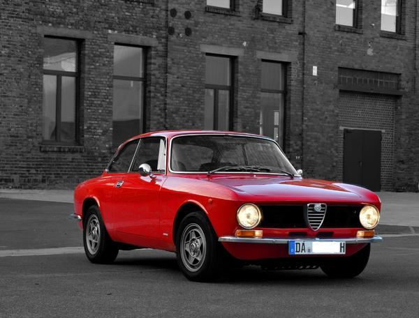 alfa romeo 1600 gt junior in darmstadt oldtimer youngtimer kaufen und verkaufen ber private. Black Bedroom Furniture Sets. Home Design Ideas