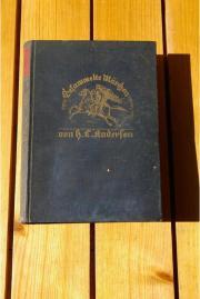 ALTE BUCHRARITÄTEN ab 1894