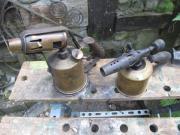 alte Bunsen,-Petroleumbrenner