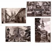 Alte Echt-Foto-Postkarten aus dem Odenwald