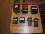 Alte Elektro Messgeräte