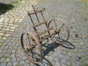 Alte Landwirtschaftliche Geräte