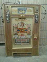 gauselmann spielautomat leuchtet nur noch das münzfach