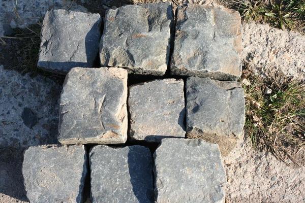 altstadtpflaster basalt steine pflastersteine reiterhof in. Black Bedroom Furniture Sets. Home Design Ideas